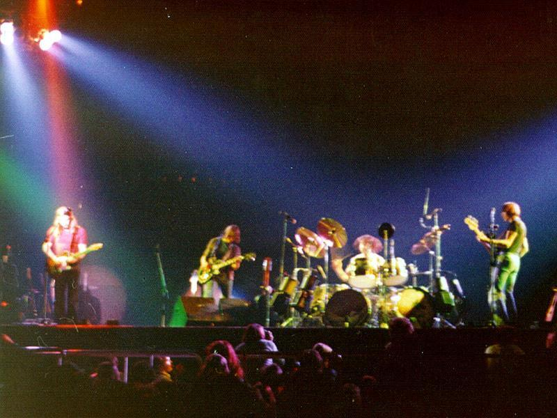 Dortmund 1977 David Gilmour
