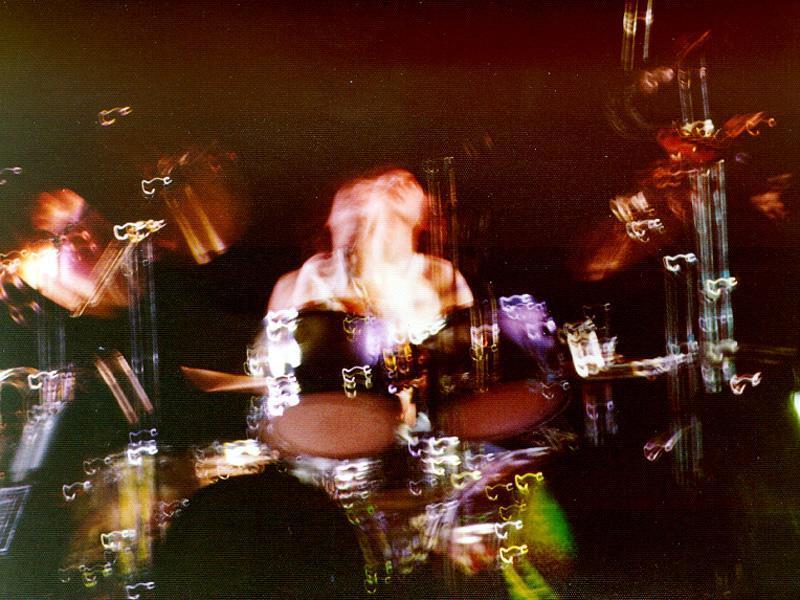Pink Floyd Dortmund 1977 Nick Mason