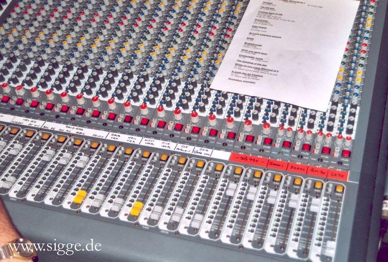 soundDavid Gilmour RFH London 17.2.2002